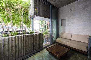 Ngôi nhà tre xanh mướt trong hẻm nhỏ tại Sài Gòn