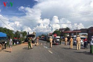 Tai nạn liên hoàn ở Thừa -Thiên Huế, 3 người thương vong