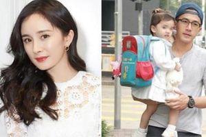Dương Mịch tới Hong Kong mừng sinh nhật con gái sau nhiều chỉ trích