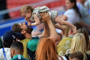 Dàn sao Tottenham rạng rỡ bên gia đình trước trận chung kết lịch sử