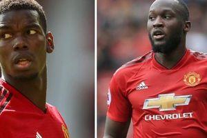 Pogba và Lukaku từ mặt nhau vì 'gã con buôn làng bóng đá'