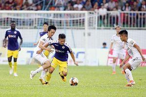 Sài Gòn FC vượt lên vị trí thứ ba