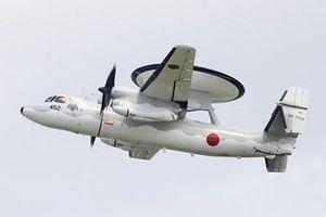 Nhật Bản nhận 'radar bay' E-2D đầu tiên