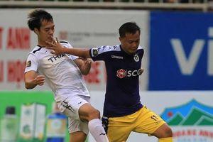 Lỡ cơ hội đeo bám TP.HCM, HLV Chu Đình Nghiêm ngầm chê HAGL chơi bóng xấu xí