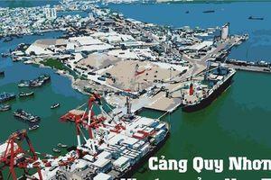 Cảng Quy Nhơn - Khoáng sản Hợp Thành: Lương duyên đứt gánh sau thương vụ 400 tỷ trái luật
