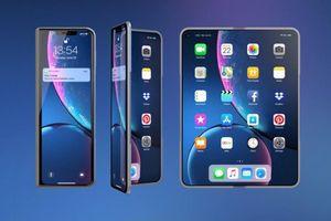 Rò rỉ bằng sáng chế cho chúng ta hình dung về iPhone uốn gập của Apple