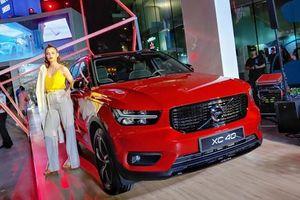 Volvo XC40 có giá 1,75 tỉ đồng tại Việt Nam
