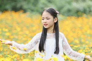 Tài năng nhí Tuệ Lâm được yêu thích với vai cô Tấm