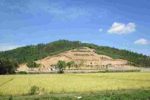 Phú Yên: Khai thác đất trái phép tại núi Lò Kho – Kiểm điểm trách nhiệm tập thể, cá nhân liên quan
