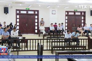 Tuyên án sơ thẩm vụ án tại PVEP
