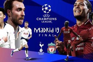 Liverpool vs Tottenham, 2h ngày 2/6: Kịch tính