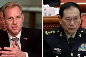 Bộ trưởng Quốc phòng Mỹ-Trung gặp nhau giữa căng thẳng tại Đối thoại Shangri-La