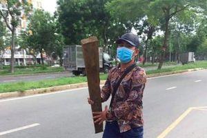 Người dân bị kẻ lạ mặt đánh gần chốt CSGT: TP.HCM chỉ đạo công an làm rõ