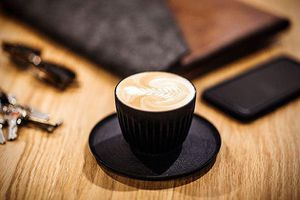 HuskeeCup: Tách cà phê thân thiện với môi trường