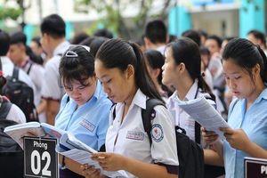 TP.HCM, Hà Nội: Hơn 165.000 HS bắt đầu cuộc đua vào lớp 10