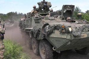 Mỹ dồn ngàn quân đến Ba Lan làm ngáo ộp dọa Nga