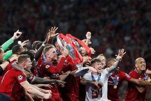 Bắn hạ Tottenham, Liverpool lên đỉnh châu Âu