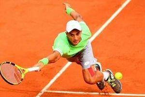 Antoine Hoang - dòng máu Việt gây bất ngờ ở giải quần vợt Pháp mở rộng