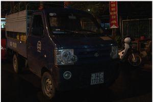 QN: Thản nhiên trộm ô tô tải chạy từ Đông Triều về Quảng Yên