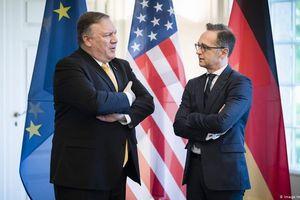 Ngoại trưởng Mỹ thăm Đức: Gian lao trọng trách 'làm lành'