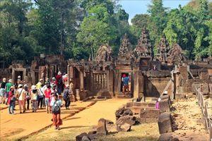 Thăm núi Kulen, nơi khởi nguồn của Angkor hùng vĩ