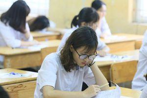 Thi vào lớp 10, chỉ đăng ký trường chuyên sẽ không phải thi môn sử