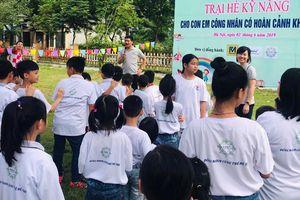 Chăm lo đời sống cho công nhân là nhiệm vụ của Đoàn thanh niên