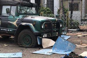 Thông tin về hai người Việt trong vụ đoàn xe bị đánh bom ở Philippines