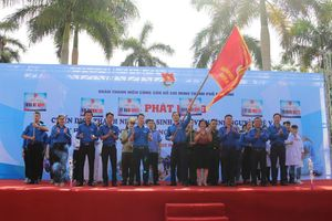 10 nghìn ĐVTN Đà Nẵng tham gia Chiến dịch Thanh niên tình nguyện hè 2019