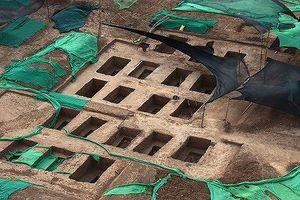 Phát hiện 95 ngôi mộ cổ trong sân Đại học Thanh Hoa