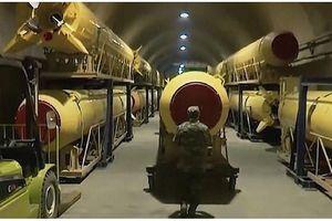 'Dằn mặt' Mỹ, Iran khoe cơ sở sản xuất vũ khí và tên lửa bí mật dưới lòng đất