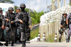 'Cuộc chiến' trong nhà tù ở Brazil