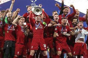 Hình ảnh đáng nhớ trong ngày Liverpool đăng quang Champions League