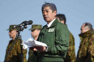 Lần đầu tiên trong hơn một thập niên Bộ trưởng Quốc phòng Nhật Bản thăm Trung Quốc