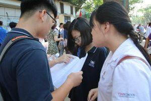 Nhiều thí sinh Hà Nội làm được 70 - 80% bài thi môn Toán