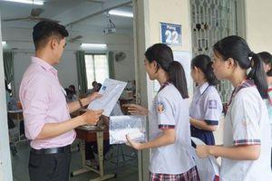 Trên 85.000 thí sinh Hà Nội bước vào kỳ thi tuyển sinh lớp 10 THPT