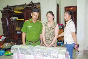 Bỏ gần 9 tỷ mua ma túy về bán kiếm lời, 'nữ quái' ở Thái Nguyên bị bắt giữ