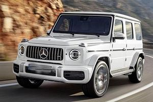 Đại gia Minh Nhựa tậu Mercedes-AMG G63 giá hơn 10 tỷ đồng