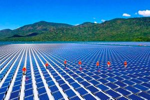 Đã có 47 dự án điện mặt trời được đấu nối vào hệ thống điện quốc gia
