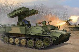 Ukraine đã triển khai tên lửa Strela-10 gần chiến tuyến Donbass