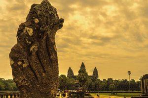 Sự quyến rũ từ những đền đài cổ tại Siêm Riệp, Campuchia