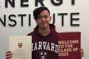 Từ người vô gia cư, nam sinh gốc Việt vượt khó trúng tuyển Đại học Havard