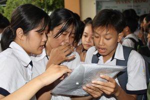 Phát hiện sai sót trong đề Anh văn thi lớp 10 tại TP Hồ Chí Minh