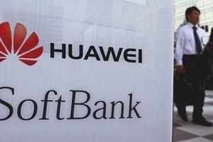 SoftBank dừng hợp tác 5G với Huawei