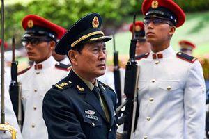 Shangri-la 18: Bộ trưởng Quốc phòng Trung Quốc đăng đàn phản bác Mỹ