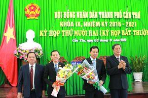 Nguyên Thứ trưởng Bộ KH-ĐT được bầu làm Chủ tịch UBND TP Cần Thơ
