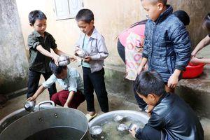 Lai Châu: Người dân khó khăn vì thiếu nước