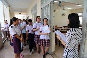 Đề thi môn Tiếng Anh tuyển sinh 10 tại Hà Nội