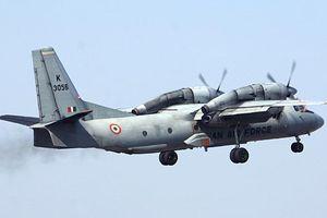 Máy bay quân sự Ấn Độ mất tích gần biên giới Trung Quốc