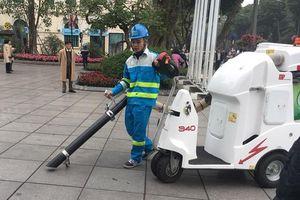 TP Hà Nội: Hiệu quả từ thu gom rác thủ công sang cơ giới hóa
